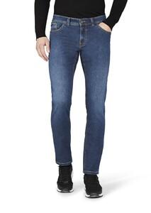 Gardeur Sandro Slim-Fit Jeans Blue
