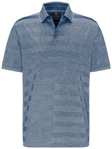 Fynch-Hatton Stripe Mercerized Cotton Pacific