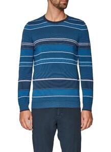 Maerz Striped Pullover Aquarius