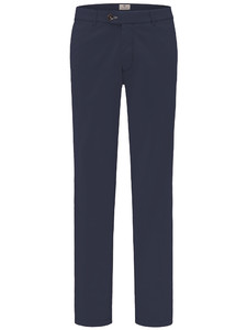 Fynch-Hatton Togo Summer Pima Power Stretch Navy