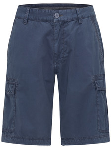 Fynch-Hatton Cargo Shorts Garment Dyed Pacific