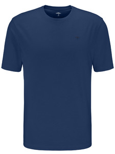 Fynch-Hatton O-Neck T-Shirt Midnight