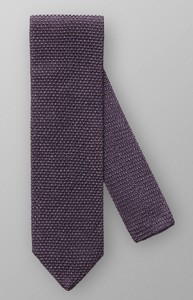 Eton Pointed Tip Knit Light Purple