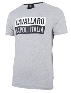 Cavallaro Napoli Augusto Tee Grijs