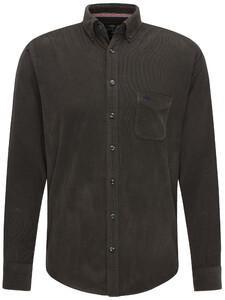 Fynch-Hatton Corduroy Garment Dyed Rib Basil