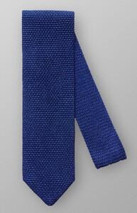 Eton Pointed Tip Knit Mid Blue