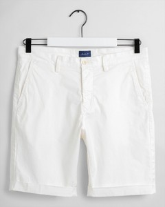 Gant Sunfaded Shorts Eggshell