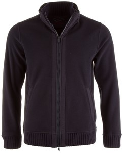 Paul & Shark Yachting Luxury Fleece Navy
