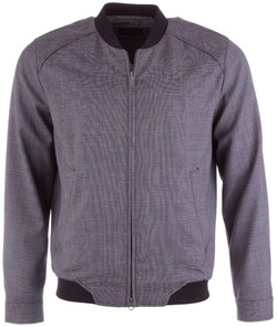 EDUARD DRESSLER Anderson Wool Summer Jacket Grey