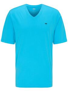 Fynch-Hatton V-Neck T-Shirt Sailor