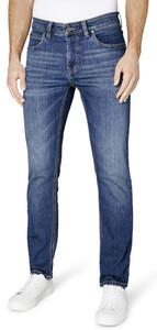 Gardeur BATU-2 Modern-Fit 5-Pocket Jeans Indigo