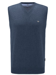 Fynch-Hatton Uni Slipover Superfine Cotton Night