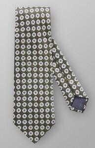 Eton Fantasy Dotted Tie Donker Groen