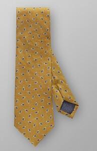 Eton Tennis Racket Tie Licht Oranje Melange