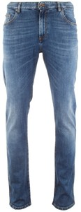 Paul & Shark Shark 4-Seasons Wash Out Jeans Denim Blue
