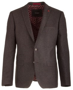 Roy Robson Silver Brown Fine Structure Brown-Grey