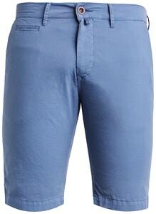Pierre Cardin Short Chino Style Midden Blauw