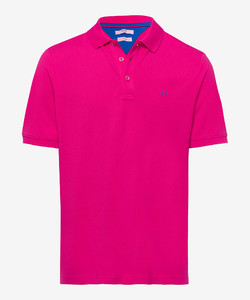 Brax Pete Uni Polo Dragonfruit