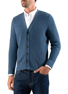 Maerz Klassiek Vest Pitch Blue