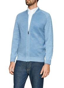 Maerz Superwash Vest Memory Blue