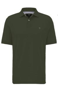 Fynch-Hatton Uni Polo Cotton Thyme