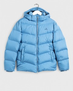 Gant The Alta Down Jacket Mid Blue Melange
