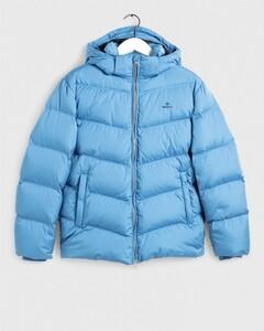 Gant The Alta Down Jacket Midden Blauw Melange