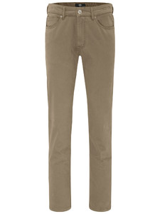 Fynch-Hatton Tanzania Pima Power Stretch Beige