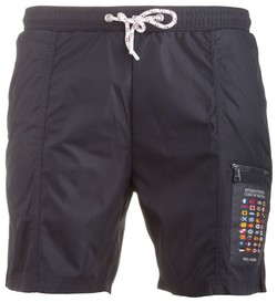 Paul & Shark Code of Signals Shorts Navy