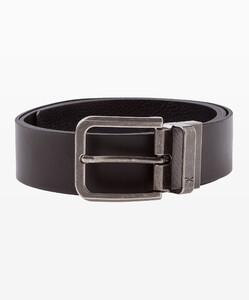 Brax Doublesided Uni Belt Zwart-Bruin