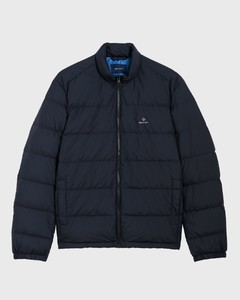Gant The Panel Down Jacket Avond Blauw