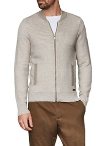 Maerz Zipper Merino Superwash Mixed Beige