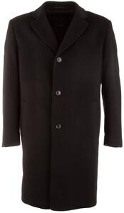 EDUARD DRESSLER Wool-Cashmere Coat Black