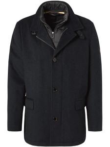 Pierre Cardin Voyage Coat Dark Gray