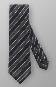 Eton Grenadine Fabric Tie Groen