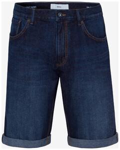 Brax Buck Jeans Bermuda Tribute To Blue Used