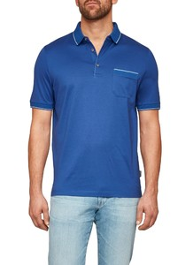 Maerz Uni Poloshirt Cobalt Blue