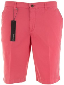 Gardeur Jasper-8 Uni Fine Contrast Pink