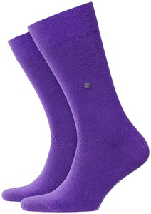 Burlington Lord Socks Violet