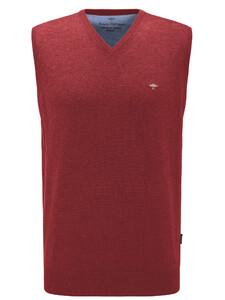 Fynch-Hatton Uni Slipover Superfine Cotton Scarlet