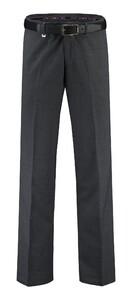 Com4 Flat-Front Wool All Season Grijs