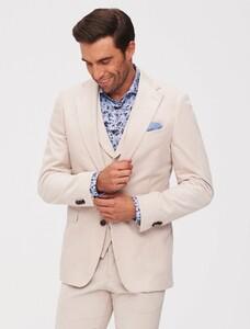 Cavallaro Napoli Roma Cotton Jacket Off White