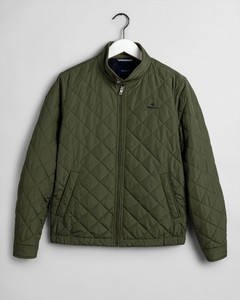 Gant The Quilted Windcheater Four Leaf Clover