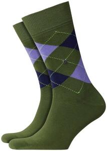 Burlington King Socks Cactus