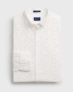 Gant Micro Polka Dot White