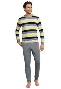 Schiesser Premium Inspiration Pajamas Multicolor