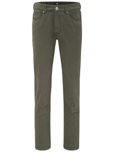 Fynch-Hatton Tanzania Pima Power Stretch Olive