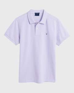 Gant Gant Piqué Polo Soft Violet