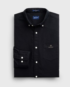 Gant The Beefy Oxford Shirt Black