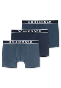 Schiesser 95/5 Shorts 3Pack Multi